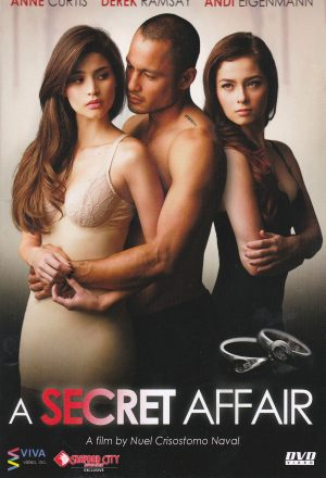 A Secret Affair -- DVD