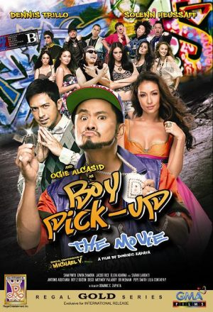Boy Pick Up - The Movie -- DVD