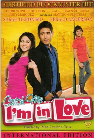 Catch me... I'm in Love -- DVD
