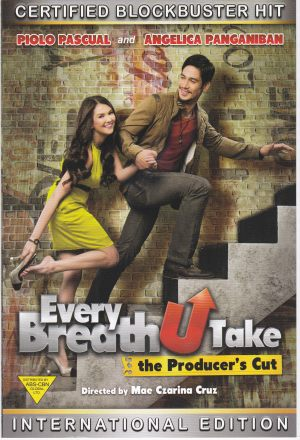 Every Breath U Take -- DVD