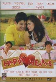 Happy Hearts -- (DVD)