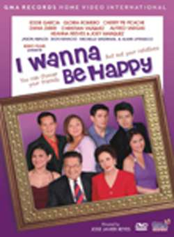 I Wanna Be Happy -- DVD