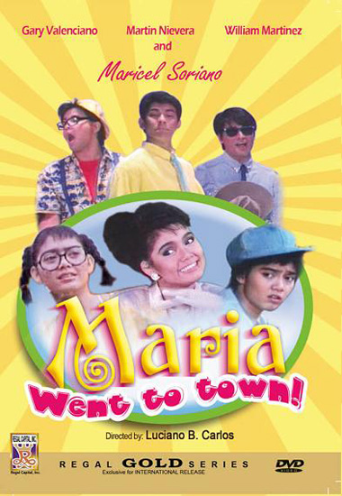 Maria Went to Town -- DVD