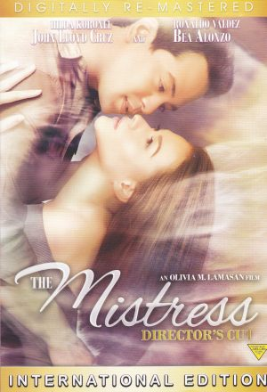 The Mistress -- DVD
