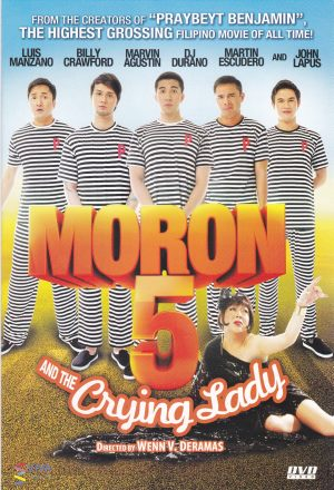 Moron 5 and the Crying Lady -- DVD