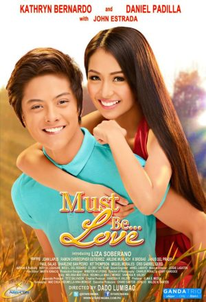 Must Be Love -- DVD