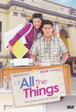 Of All The Things -- DVD