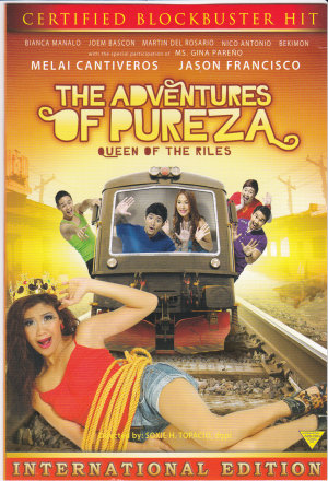 The Adventures of Pureza (Queen of the Riles) -- DVD