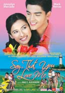 Say That You Love Me - DVD