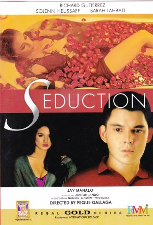 Seduction -- DVD