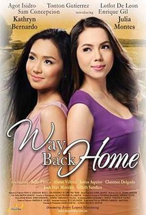 Way Back Home -- DVD