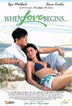 When Love Begins -- DVD