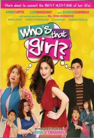 Who's That Girl? -- DVD