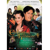Enteng Kabisote 4 -- DVD