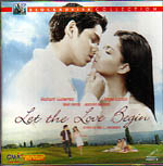 Let the Love Begin - DVD