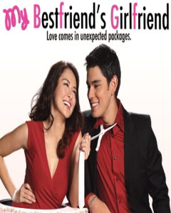 My Bestfriend's Girlfriend -- DVD