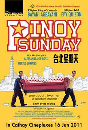 Pinoy Sunday -- DVD