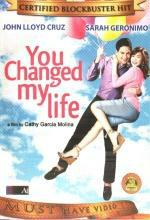 You Changed My Life -- DVD