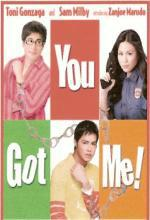You Got Me -- DVD